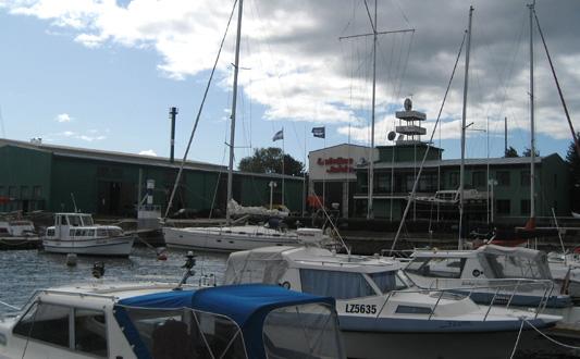 яхт-клуб Latvijas Jahta