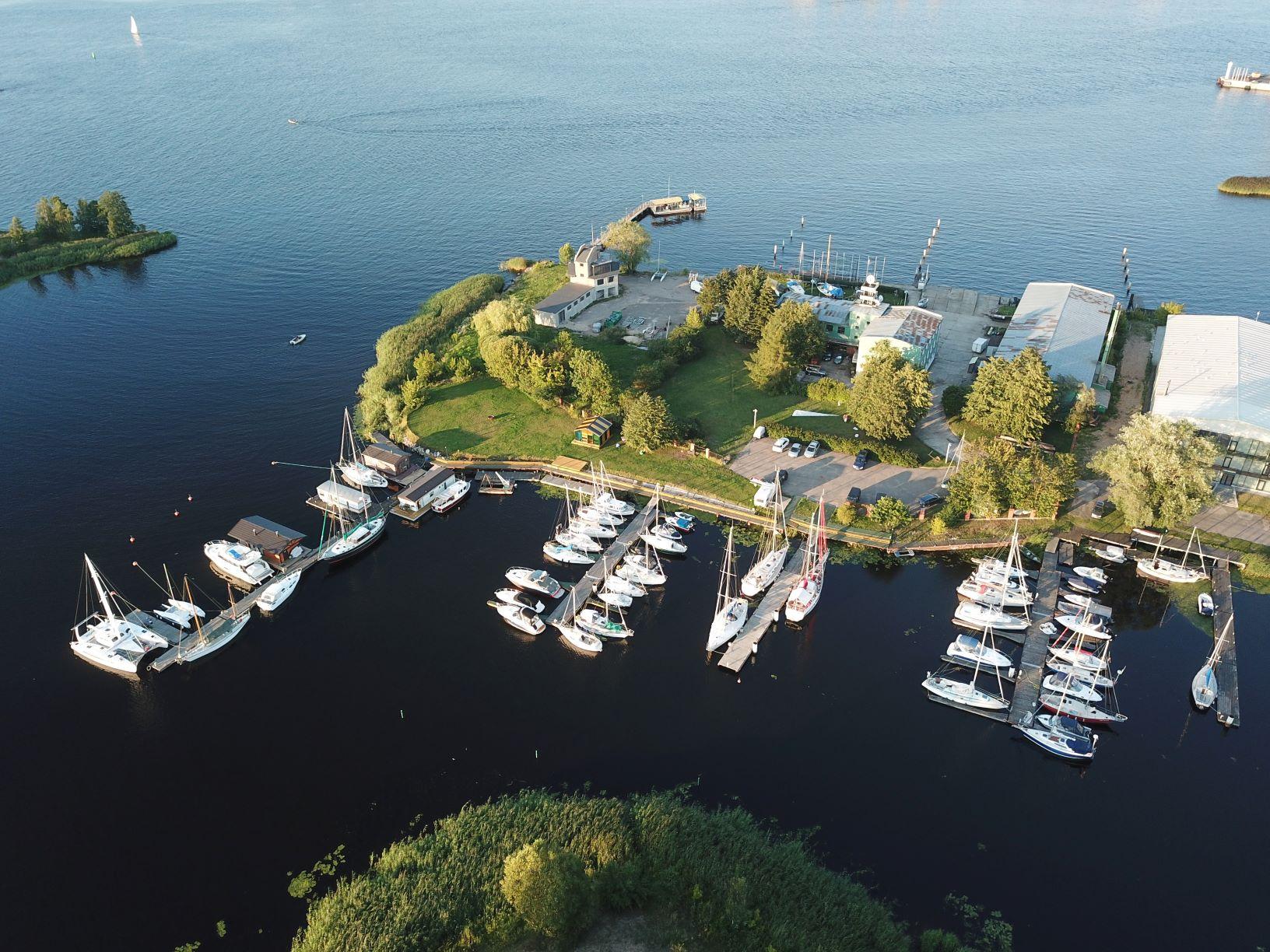 Latvijas Jahta marina 2020
